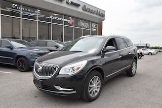 2017 Buick Enclave Leather/NAVI/POWER LIFT GATE/REAR CAMERA/ ONLY 19, SUV