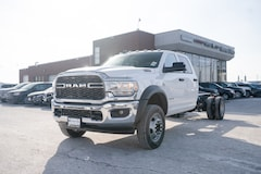 2021 Ram 5500 Chassis Tradesman 4x2 Crew Cab 197.4 in. WB