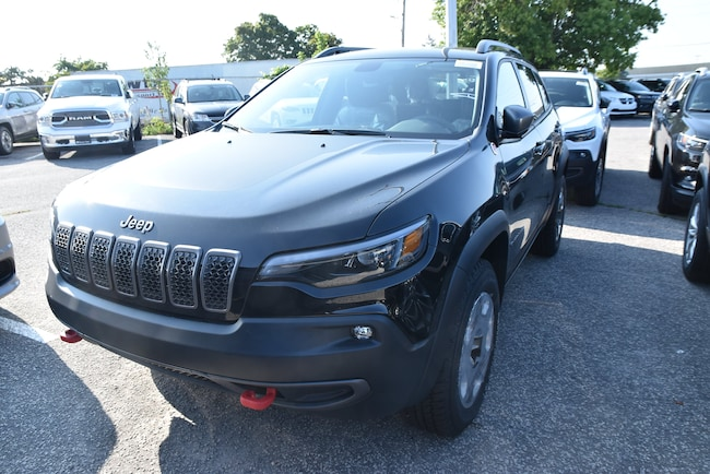 2019 Jeep New Cherokee Trailhawk|4X4|BACKUP CAM|PWR LIFTGATE|NAV SUV