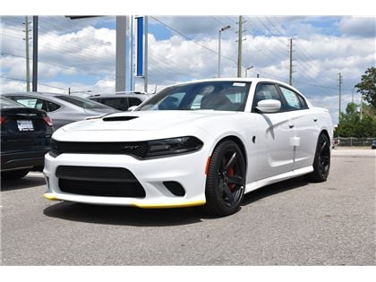 2017 Dodge Charger SRT Hellcat|SUNROOF|NAV|BACKUP CAM|HARDON KARDON S Sedan