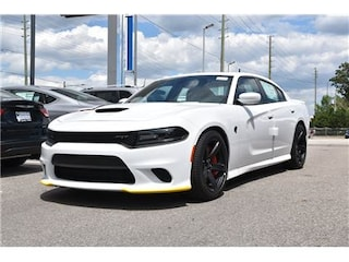 2017 Dodge Charger SRT Hellcat|SUNROOF|BACKUP CAM Sedan