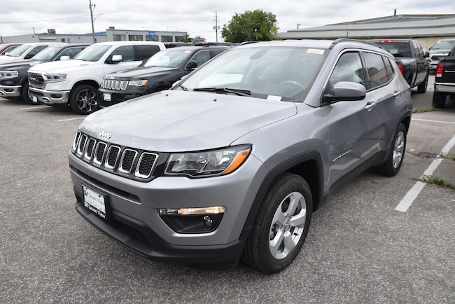 2019 Jeep Compass North|PWR LIFTGATE|NAV|REMOTE START|HEATED FRONT S SUV