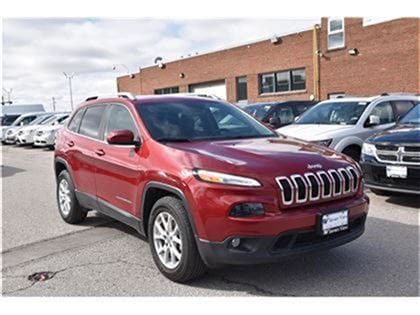 2016 Jeep Cherokee North|4X4|BACKUP CAM|DEMO|UCONNECT SUV