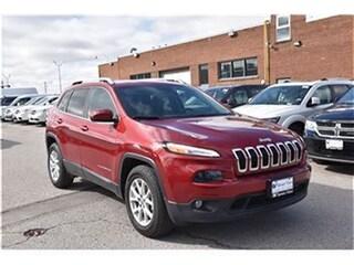 2016 Jeep Cherokee North|4X4|BACKUP CAM|DEMO|UCONNECT SUV