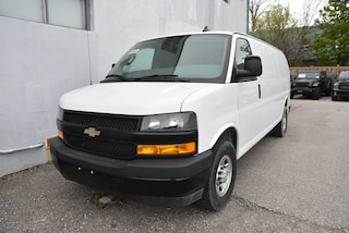 2018 Chevrolet Express 2500 EXTENDED WHEEL BASE/ONLY 24,000 KM'S  Cargo