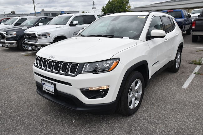 2019 Jeep Compass North|NAV|REMOTE START|KEYLESS ENTRY|HEATED FRT SEATS & STEERING WHEEL SUV