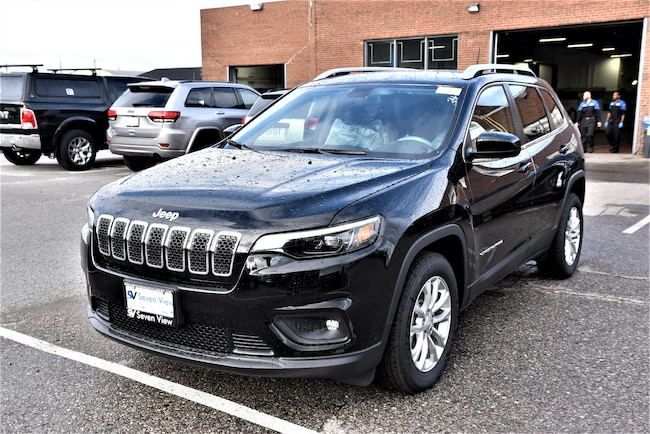 2019 Jeep New Cherokee North|FWD|UCONNECT|HEATED FRT. SEATS & STEERING WH SUV