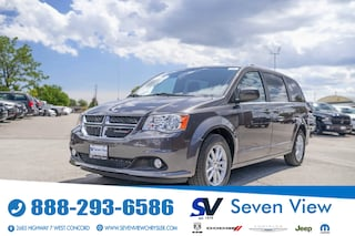 2020 Dodge Grand Caravan Premium Plus LEATHER/REMOTE STARTER/REAR CLIMATE Van