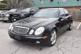 2006 Mercedes-Benz E-Class LEATHER/SUNROOF/ALL WHEEL DRIVE  Sedan