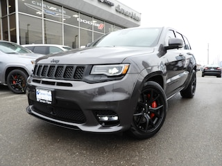 2018 Jeep Grand Cherokee SRT HIGH PERFORMANCE BRAKES/AUDIO/ONLY 22,000 KM'S SUV