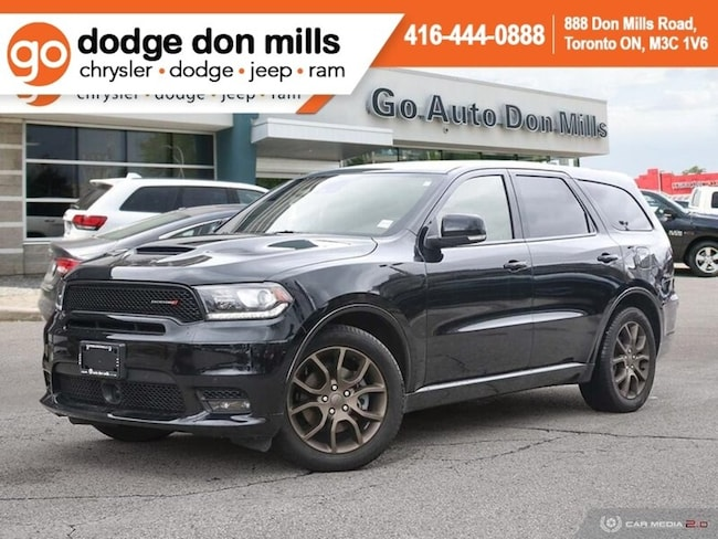2018 Dodge Durango R/T - 5.7L Hemi - AWD - Technology Group - Trailer SUV