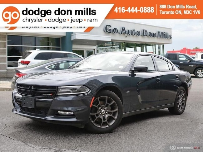 2018 Dodge Charger GT - Plus AWD - Blind Spot - Sunroof - Remote Star Sedan