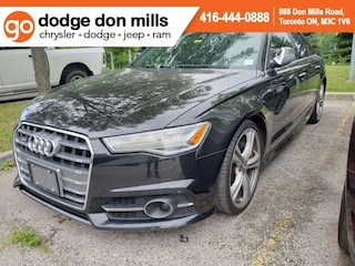 2016 Audi S6 S6 - 4.0L Turbo - 7 Speed S-Tronic - Sunroof - 450 Sedan