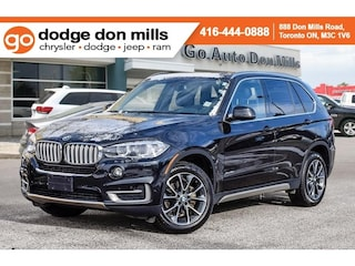 2018 BMW X5 X5 Xdrive35i AWD - Leather - F/R Sensors - HUD - P SUV