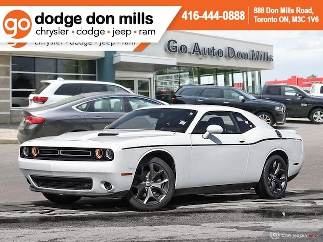 2018 Dodge Challenger SXT Plus - Leather - Sunroof - Back up Camera/Sens Coupe