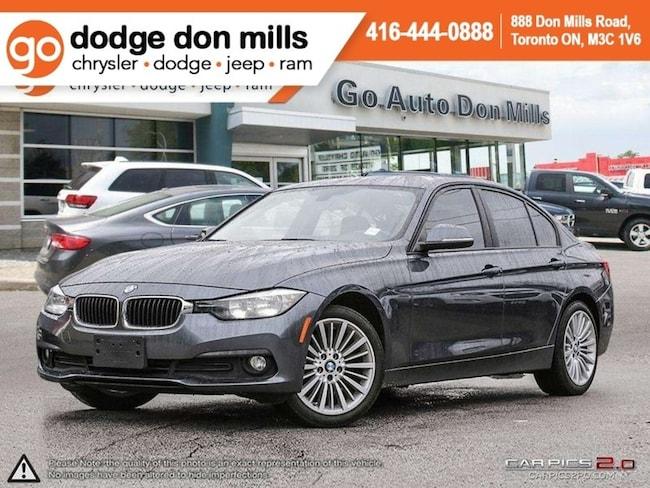 2016 BMW 3 Series 320i Xdrive Sedan