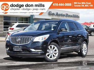 2013 Buick Enclave Premium - Leather - Sunroof - DVD - Nav - 7 Passen SUV