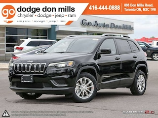 2019 Jeep Cherokee Sport - 3.2L V6 - Popular Equipment Group - Roof r SUV