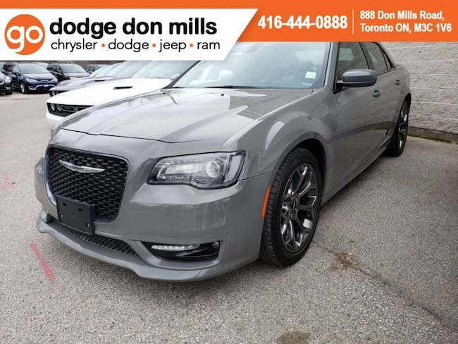 2018 Chrysler 300 300S - Beats Audio - S Appearance Group - Nav Sedan