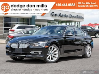 2014 BMW 3 Series 320i xDrive - 8 speed - sunroof - 2 sets wheels/ti Sedan