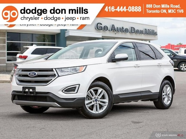 2017 Ford Edge SEL - V6 - AWD - Bluetooth - Back up Camera SUV
