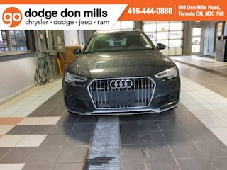 2018 Audi A4 Allroad Technik- Backup Camera-Bluetooth- Push Start Ignit Wagon