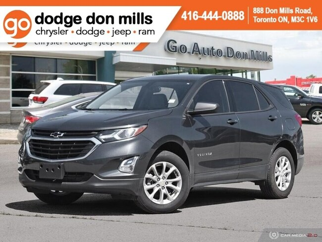 2018 Chevrolet Equinox LS - AWD - Bluetooth - Back up Camera - SUV