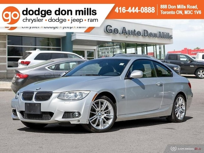 2011 BMW 3 Series 335i Xdrive *Sold* - M Sport - Sunroof - Leather Coupe
