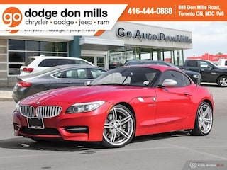 2011 BMW Z4 Sdrive35is - Roadster Convertible - M Sport - Nav Coupe