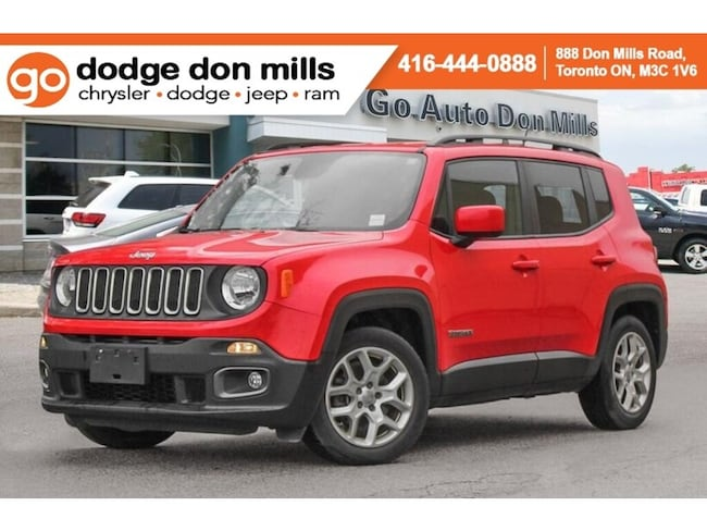 2015 Jeep Renegade North - 2.4L - 9 Speed Auto - Heated Seats SUV