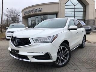 2018 Acura MDX Tech SH-AWD VUS