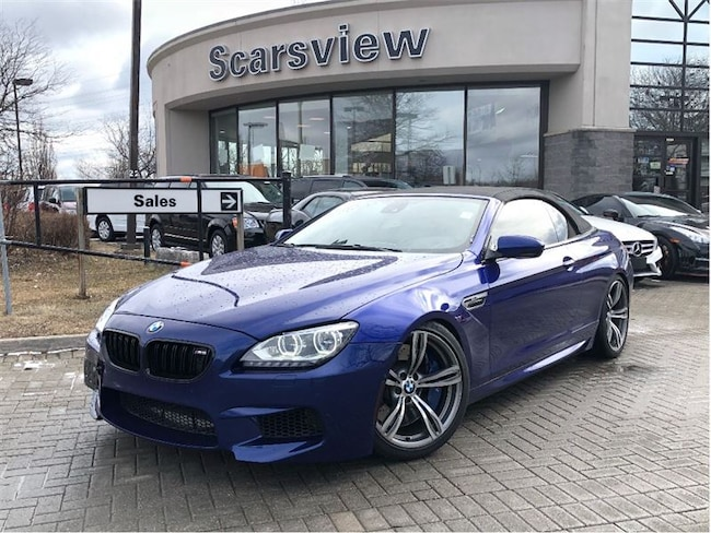 2012 BMW M6 Base (DCT) Coupe
