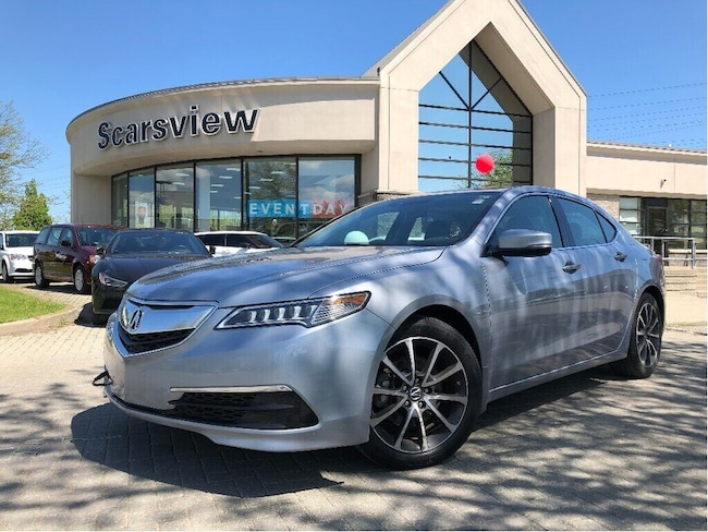 2015 Acura TLX SH-AWD Tech Sedan