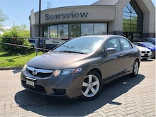 2009 Honda Civic Sport Sedan