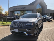 2015 Jeep Grand Cherokee Summit SUV