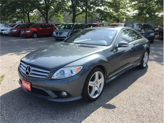 2009 Mercedes-Benz CL-Class 550 4matic Coupe