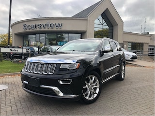 2014 Jeep Grand Cherokee Summit SUV