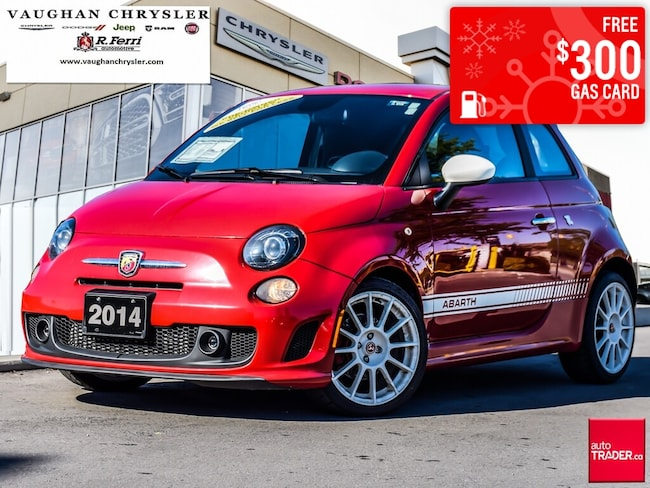 2014 FIAT 500 Abarth Hatchback