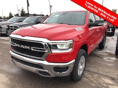 2019 Ram All-New 1500 Big Horn Truck Crew Cab