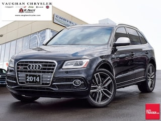 2014 Audi SQ5 3.0 Technik SUV