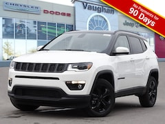 2020 Jeep Compass Altitude SUV