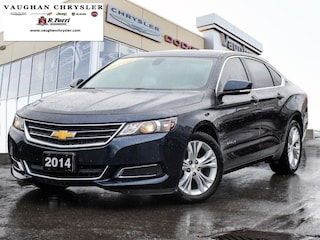 2014 Chevrolet Impala Clean Carfax * Low Kms !! * 2 Sets of Tires Sedan
