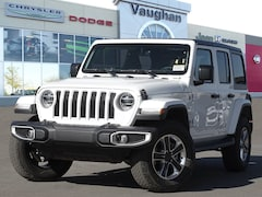 2020 Jeep Wrangler Unlimited Sahara SUV for sale in Vaughan, ON