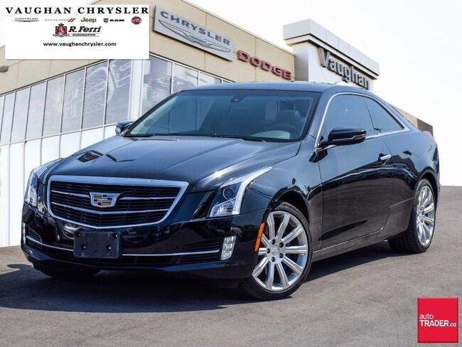 2017 Cadillac ATS 2.0L Turbo Luxury Coupe