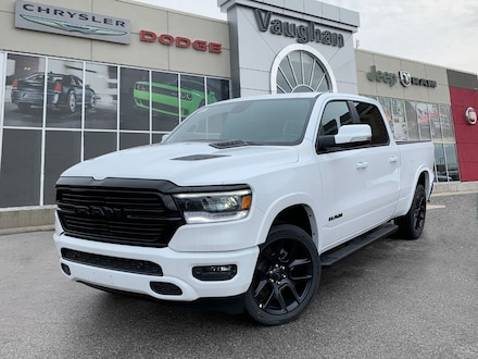 2020 Ram 1500 Laramie Truck Crew Cab for sale in Vaughan, ON