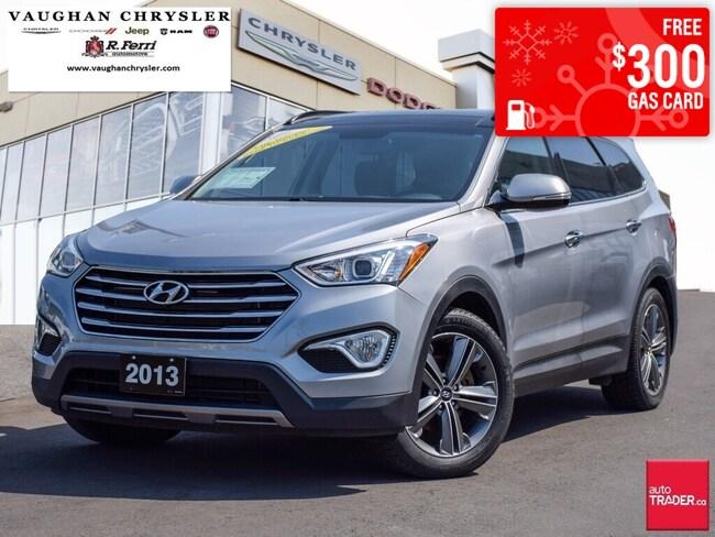 2013 Hyundai Santa Fe XL Limited SUV