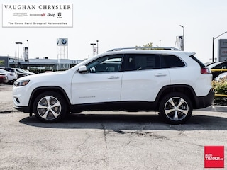 2019 Jeep Cherokee FWD Limited SUV