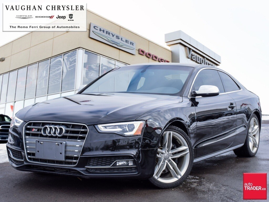 2016 Audi S5 3.0T Coupe