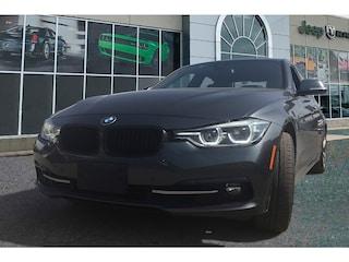 2017 BMW 3 Series 1 Owner * 330i xDrive * Sport Pkge * Navi * P.Roof Sedan