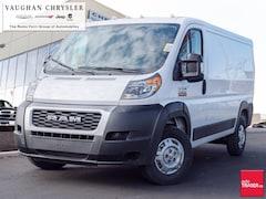 2019 Ram ProMaster 1500 Low Roof Van Cargo Van